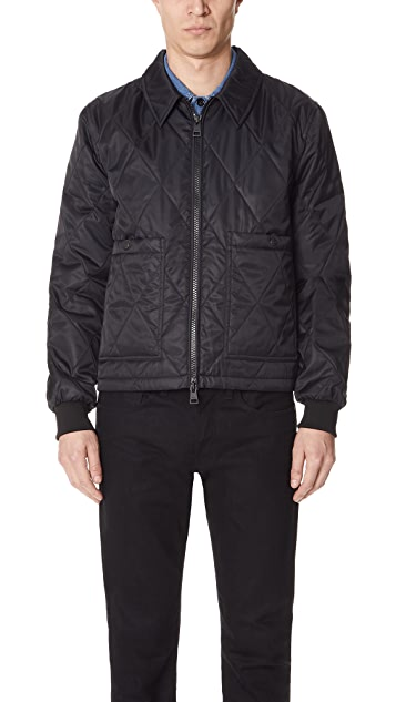 AMI Quilted Jacket