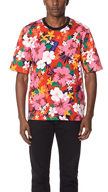 AMI Floral Tee