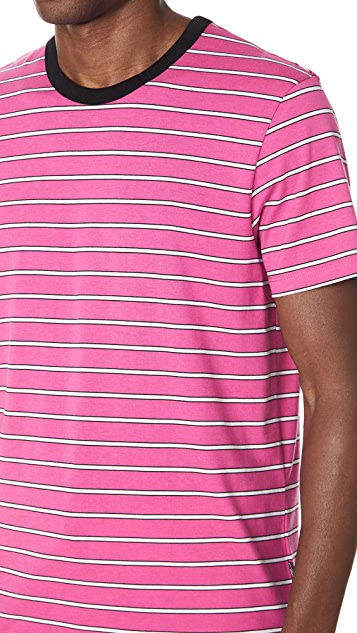 AMI Striped Tee