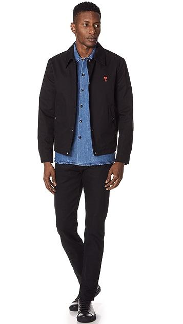 AMI Worker Blouson Jacket