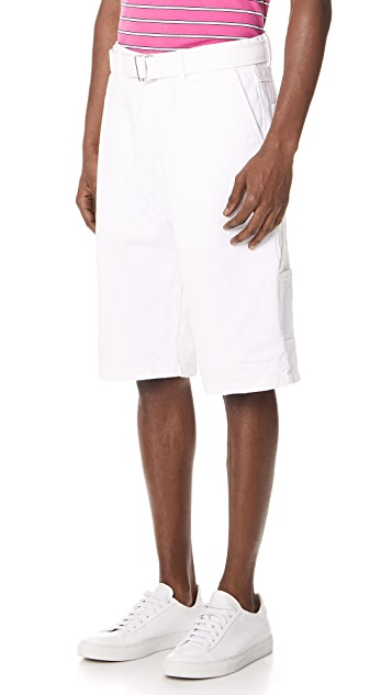 AMI Worker Shorts