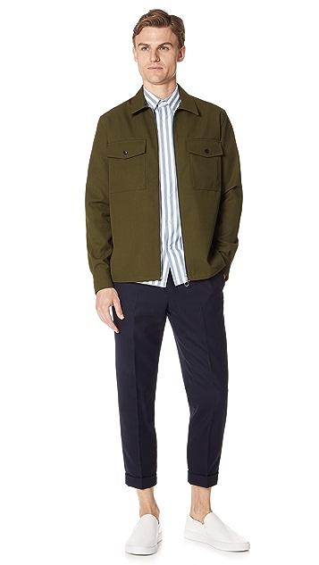 AMI Zipper Jacket