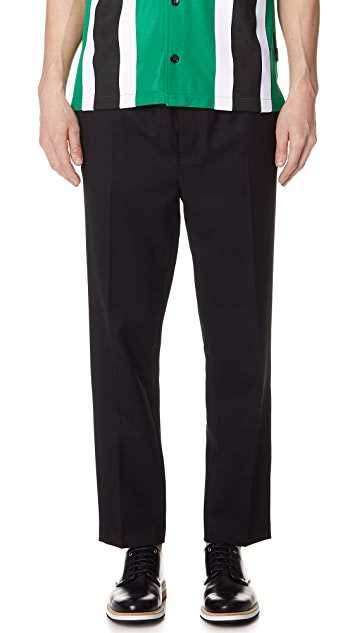 AMI Elastic Waist Pants