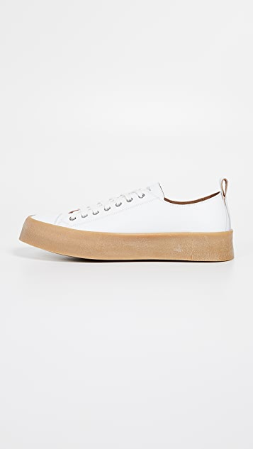 AMI Basket Basse Sneakers