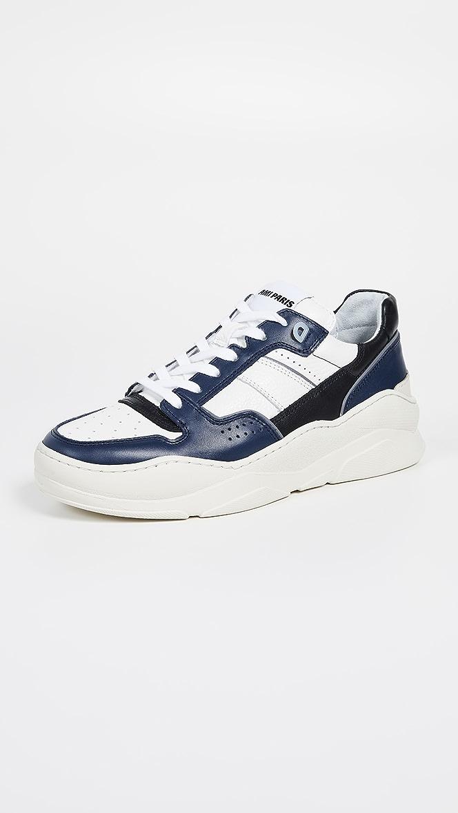 Nouveaux produits 3def0 ce1d8 AMI Basket Basse Sneakers | EAST DANE