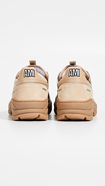 AMI Running Lucky 9 Sneakers