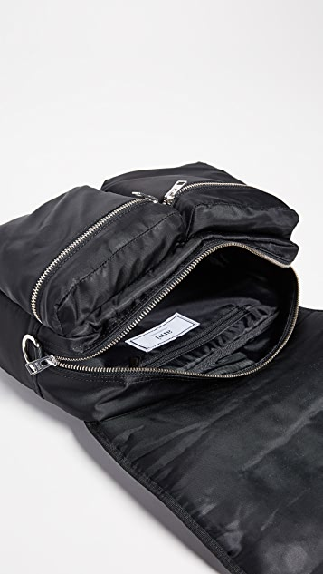 AMI Mini Messenger Bag