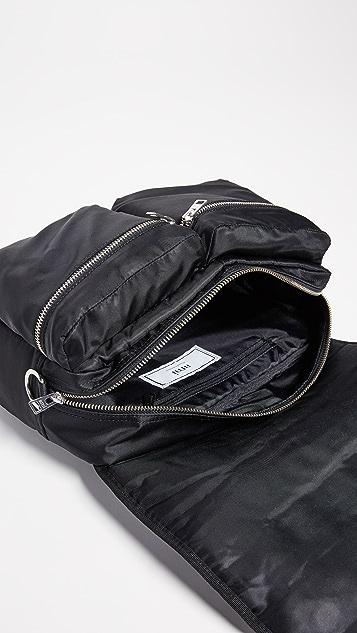 AMI Mini Messenger Bag