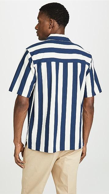 AMI Chemise Rayee Shirt