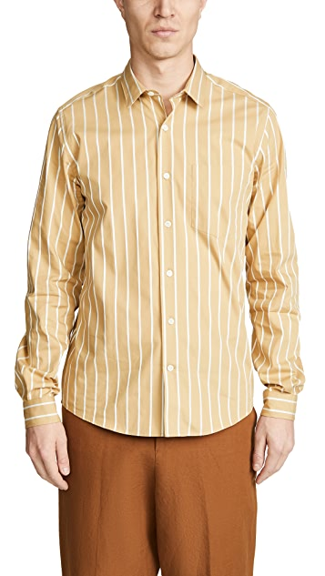 AMI Classic Pocket Shirt