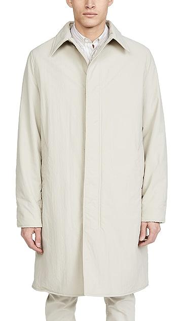 AMI Padded Mac Coat