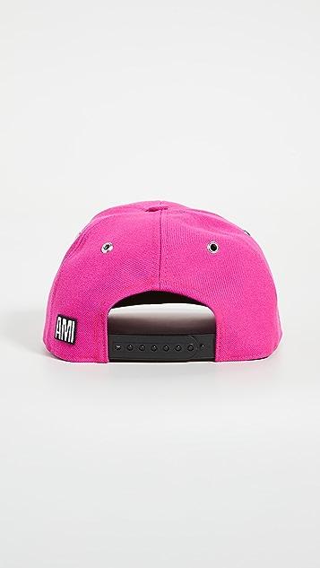 AMI Solid Baseball Hat