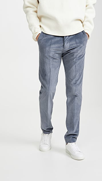 AMI Slim Trousers
