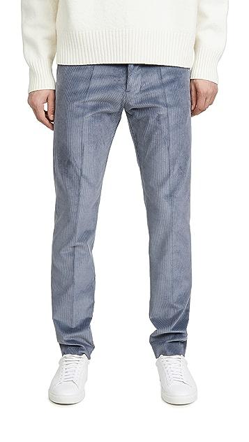 AMI Slim Trousers
