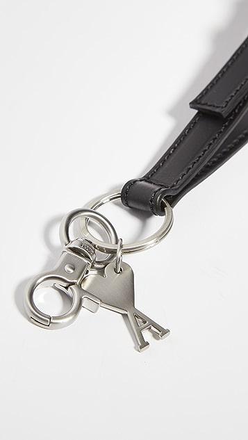 AMI Small Strap Key Ring