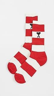 AMI Ribbed Socks