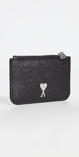 AMI - Porte-Monnaie Card Holder