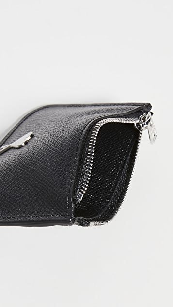 AMI Porte-Monnaie Card Holder