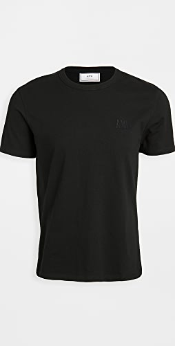 AMI - Chest Embroidered T-Shirt