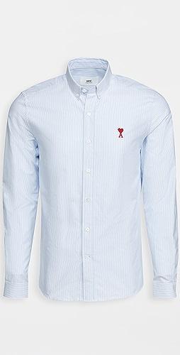 AMI - Ami de Coeur Button Down Shirt