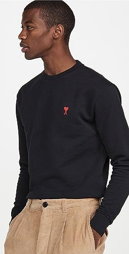 AMI - Small AMI Heart Sweatshirt