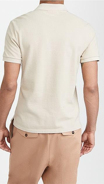 AMI Ami De Coeur Polo Shirt