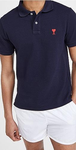 AMI - Ami De Coeur Polo Shirt