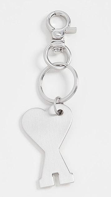 AMI Resin Ami De Coeur Key Ring