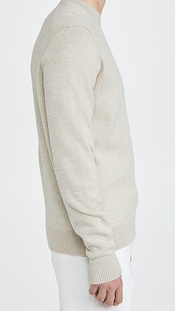 AMI Ami De Coeur Crewneck Sweater