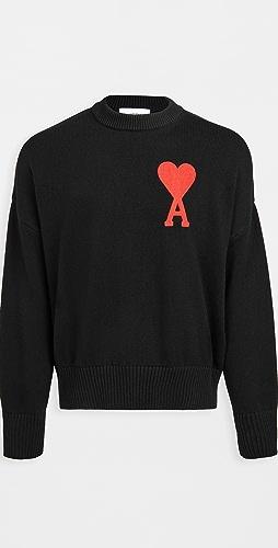 AMI - Ami De Coeur Sweater