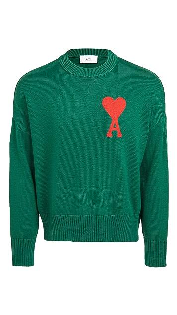AMI Ami De Coeur Sweater
