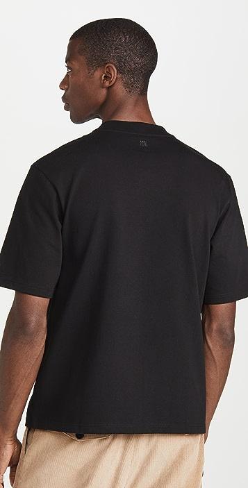 AMI Jersey Short Sleeve