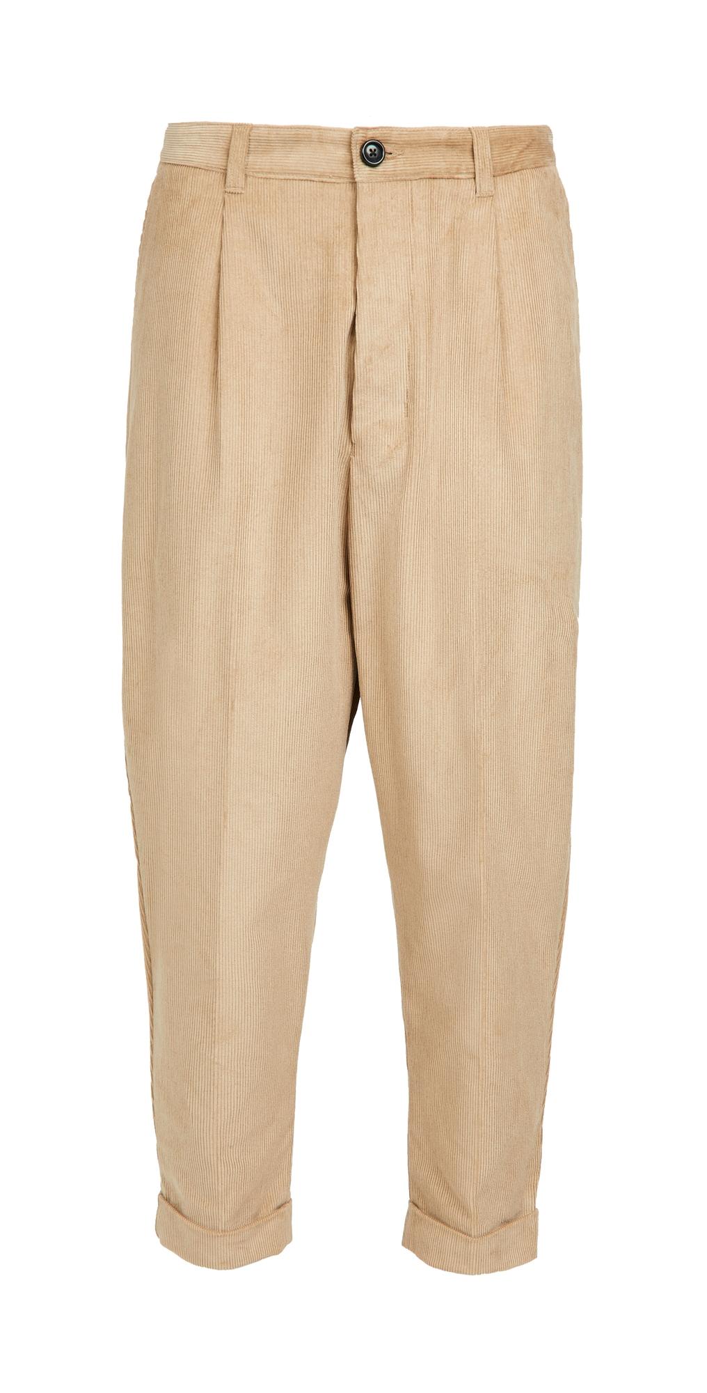 Wale Corduroy Pants