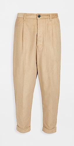 AMI - Wale Corduroy Pants