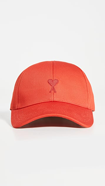 AMI Cap With Adc Embroidery