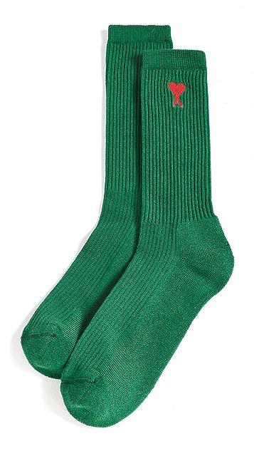 AMI Ami De Coeur Socks