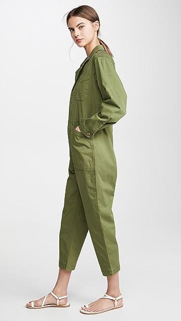 Alex Mill Standard 棉质连身衣