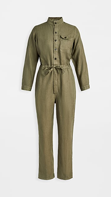 Alex Mill Linen Jumpsuit