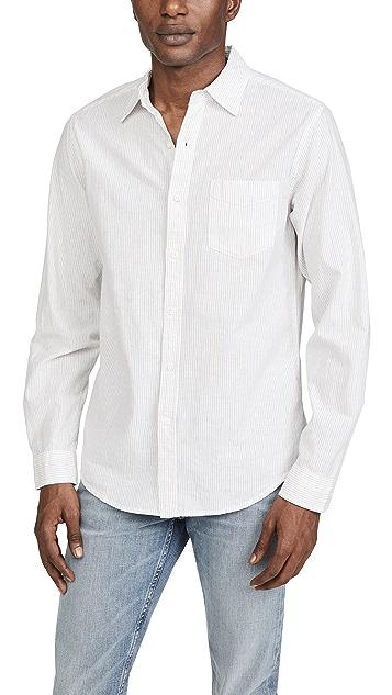 Alex Mill Striped Button Down Shirt