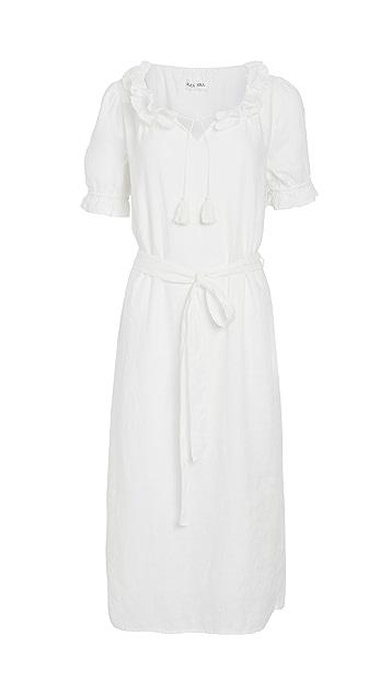 Alex Mill Regan Dress In Linen
