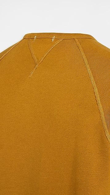 Alex Mill French Terry Crew Neck Sweatshirt