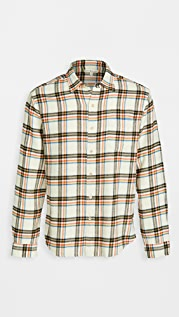Alex Mill Standard Plaid Flannel Shirt