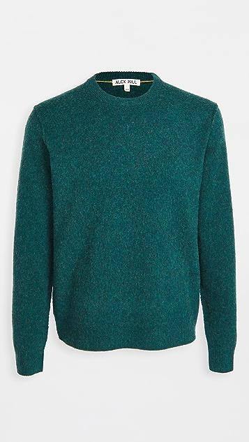 Alex Mill Reverse Seam Merino Sweater