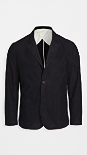 Alex Mill Moleskin Mercer Blazer