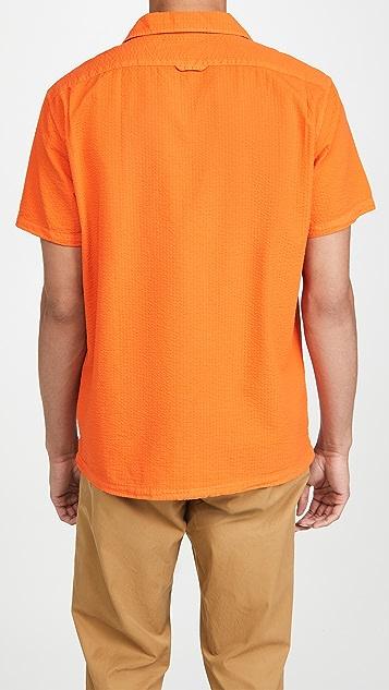 Alex Mill Seersucker Camp Shirt