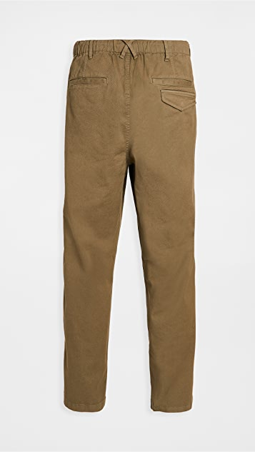 Alex Mill Pull-On Button Fly Pants