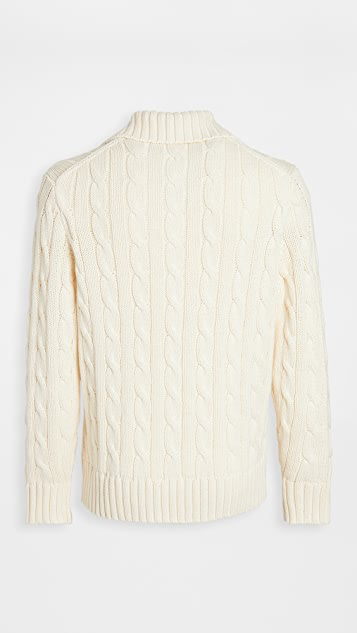 Alex Mill Cable Cardigan