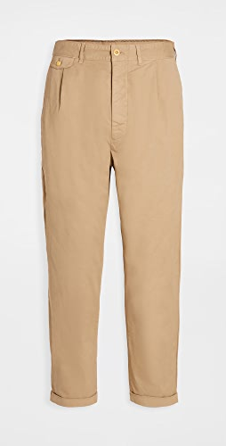 Alex Mill - Standard Pleated Pants