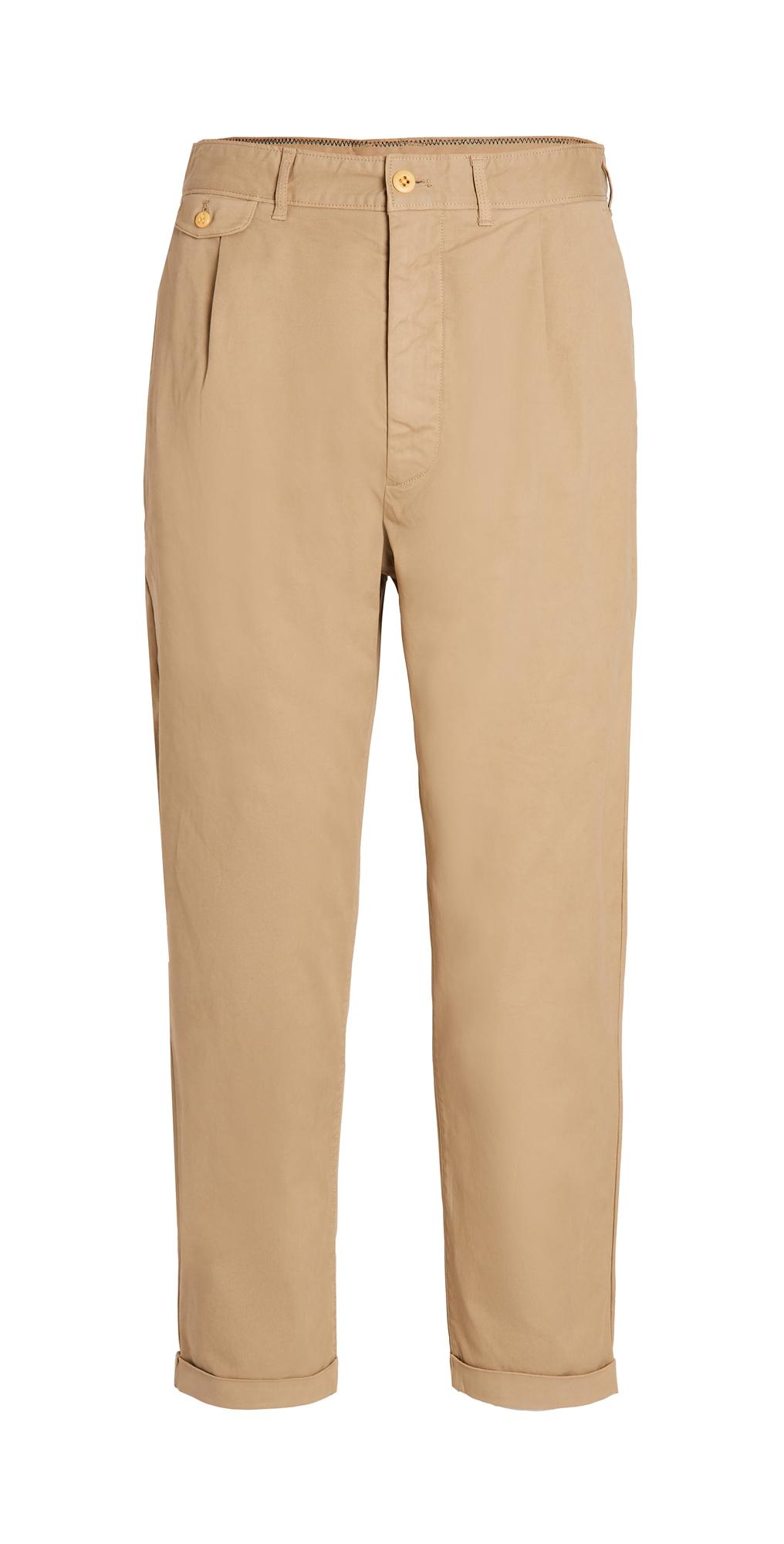 Standard Pleated Pants
