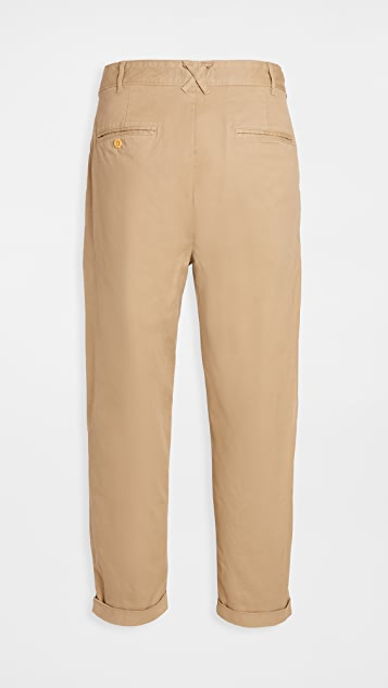 Alex Mill Standard Pleated Pants